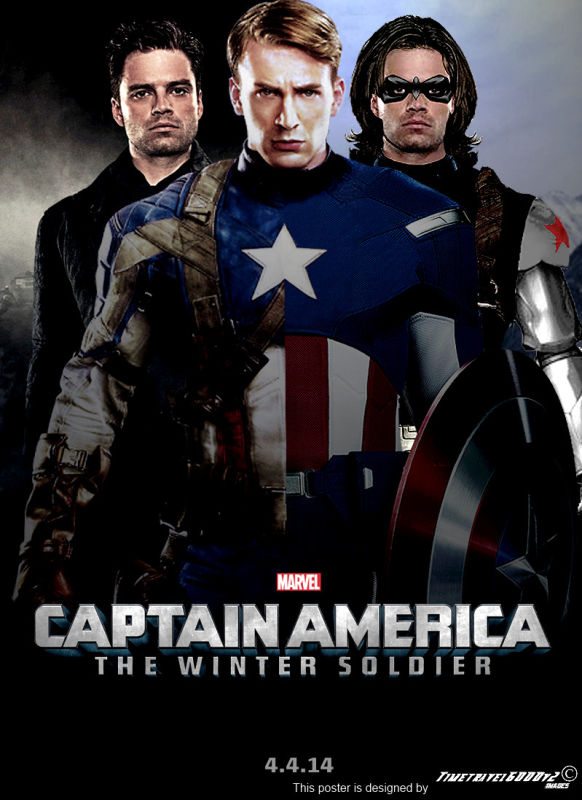CAPTAIN AMERICA Tops Rentrak's Worldwide Box Office Results for Weekend of 4/20
