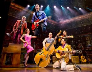 MILLION DOLLAR QUARTET Comes to the Van Wezel Tonight