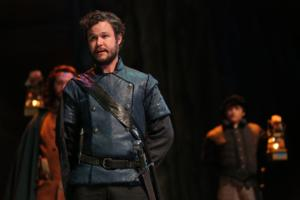 BWW Interviews: Sassy Cassio - Getting to know OTHELLO's John Catron