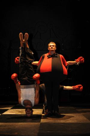 Compagnie Kafig Launches 2014 UK Tour Today