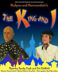 JEST and Israel Musicals Present THE KING AND I, 5/12-21