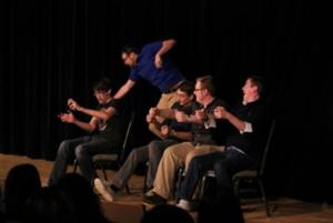 BWW Interviews: OSU's 8th Floor Improv Encourages Audiences to Get Social with THE FACEBOOK SHOW