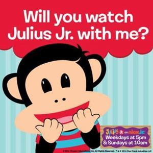 Nick Jr. Greenlights Season 2 of JULIUS JR.