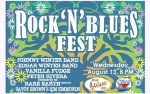 Edgar Winter Band and More Set for ROCK 'N' BLUES FEST - A TRIBUTE TO JOHNNY WINTER at the King Center, 8/13