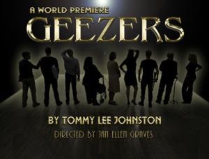 Redtwist Theatre to Open GEEZERS World Premiere, 7/26
