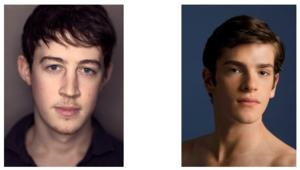 CURIOUS INCIDENT's Alex Sharp and NYC Ballet's Russell Janzen Win 2015 Clive Barnes Awards