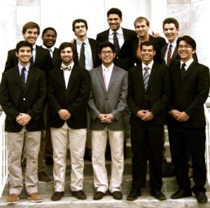 Middlebury College's All-Male a Cappela Group Performs at Town Hall Theater Tonight