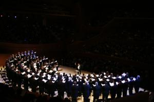 LA Master Chorale Sets 2014-15 Season at Walt Disney Concert Hall