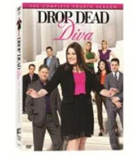DROP DEAD DIVA The Complete Fourth Season Comes to DVD Today