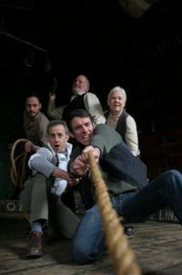 Brooklyn's Brave New World Repertory Theatre Presents MOBY DICK-REHEARSED,5/3-5/12