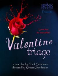 The Blank Theatre to Present VALENTINE TRIAGE, 3/5-31