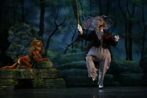 New York Theatre Ballet Presents CARNIVAL OF ANIMALS and SLEEPING BEAUTY'S WEDDING Today