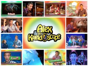 New Kids' Show ALEX & THE KALEIDOSCOPE Coming to NYC-TV