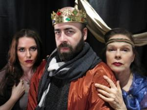 Frog & Peach Theatre Co. to Present KING JOHN, 4/24-5/18