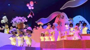 Disney's Theme Park Ride IT'S A SMALL WORLD Heading to the Big Screen