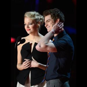 Andrew Garfield, Emma Stone and Jamie Foxx to Introduce New SPIDER MAN Clip at MTV Movie Awards