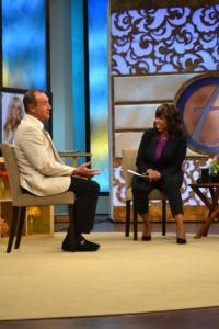 Michael Lohan Takes Paternity Test on TRISHA GODDARD Today