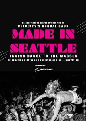 Velocity Hosts Made in Seattle Fundraiser Today