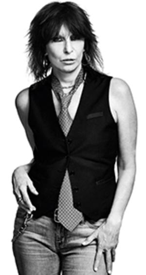 Rock Legend Chrissie Hynde Coming to Wells Fargo Center for the Arts, 12/4
