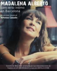 Madalena Alberto to Perform in Barcelona, December 3