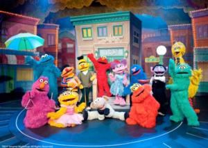 SESAME STREET LIVE to Return to PlayhouseSquare with CAN'T STOP SINGING!, 3/20-23