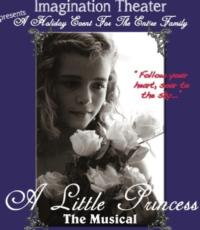A LITTLE PRINCESS Opens 11/30 at Imagination Theater