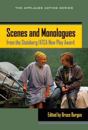 SCENES AND MONOLOGUES Collection Showcases Steinberg/ATCA New Play Award Finalists, Sept 2013