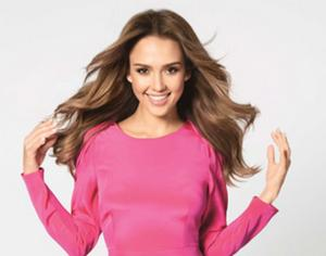 Jessica Alba Is the New Face of Braun
