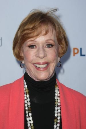 CAROL BURNETT Honored with Mark Twain Prize for Humor