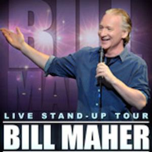 Bill Maher to Bring Stand-Up Tour to Academy of Music, 6/28