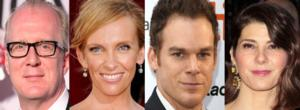 Tracy Letts, Toni Collette, Michael C. Hall, Marisa Tomei to Lead REALISTIC JONESES on Broadway; Opening Set for March 2014