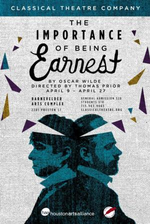 Classical Theatre Company to Present THE IMPORTANCE OF BEING EARNEST, 4/9-27