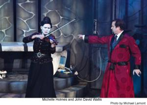 BWW Reviews: Mel Brooks Musical of YOUNG FRANKENSTEIN Wicked Fun at DOMA