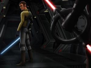 Disney XD Reveals STAR WARS REBELS' Cowboy Jedi