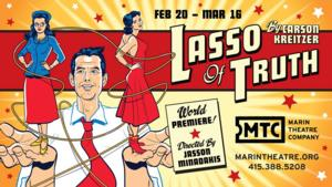Marin Theatre Company to Host 'Dinner and a Show', 3/9