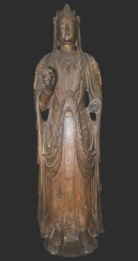 NYU's ECHOES OF THE PAST Exhibition Highlights 6th Century Buddhist Sculptures, 9/11-1/6