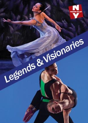 New York Theatre Ballet to Celebrate 35 Years with LEGENDS, 5/9-10