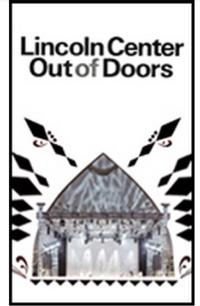 Lincoln Center Announces Out of Doors 2013 Season