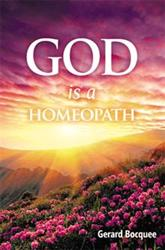 Gerard Bocquee Releases GOD IS A HOMEOPATH