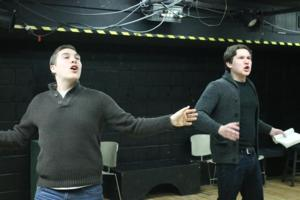 MCLA Theatre Students Will Produce ANGELS IN AMERICA, Now thru 4/26