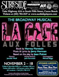 Surfside Players' LA CAGE AUX FOLLIES Opens Tonight