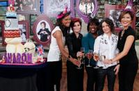 THE TALK to Celebrate Sharon Osbourne's 60th Birthday with Special Show, 10/9
