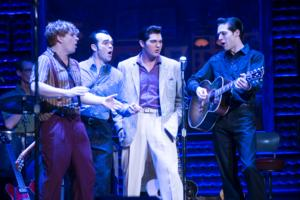 BWW Reviews: MILLION DOLLAR QUARTET Comes To Music City