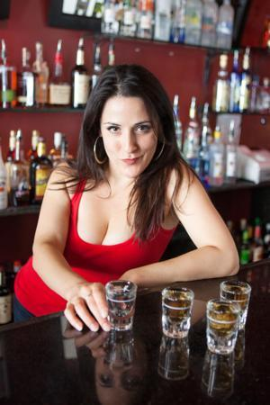 Jill Vice's TIPPED & TIPSY Extends Through 5/17 at The Marsh