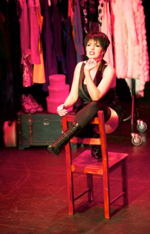 BWW Reviews: SOMEWHERE UNDER THE RAINBOW - THE LIZA MINNELLI STORY, Leicester Square Theatre, May 12 2014