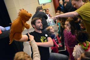 Puppets in Education Adds Second Show at Stamford's Palace Theatre, 4/6