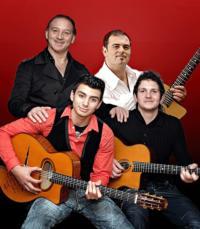 Gypsy Guitarist Dorado Schmitt and Sons Star at Django Reinhardt NY Festival at Birdland, 11/6-11