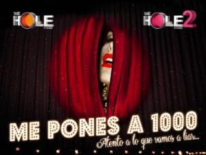 La familia 'The Hole' celebra sus 1000 funciones