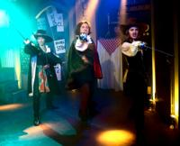 BWW Reviews: THE THREE MUSKETEERS, Rosemary Branch Theatre, December 11 2012