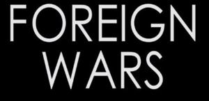 Random Access Theatre to Present FOREIGN WARS, 3/20-4/6